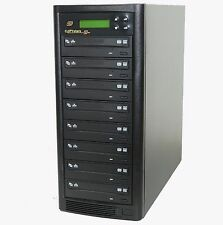Copystars 1-7  DVD CD Sata Asus/Liteon 24X CD+G text Burners Duplicator tower