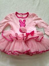 NWT Koala Kids baby girl 9-12 months dress bloomers pink bunny Easter spring