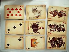 Retro Playing Cards FABLE III -- sealed deck