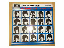 The Beatles - A Hard Day's Night - LP -  UK -  Mono PMC 1230