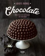 Chocolate  Chocolate (Spanish Edition)-ExLibrary