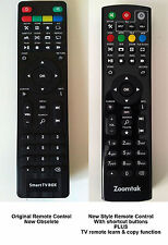 ZOOMTAK ANDROID TV BOX REMOTE CONTROL FOR K5 K9  H8 T8 T6 M8 M5 M6 & I6 MODELS
