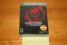 Gears of War Limited Collector's Edition (Xbox 360) NEW SEALED, MINT, RARE!