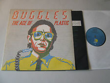 The Buggles ‎– The Age Of Plastic   LP OIS   EX