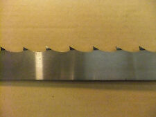 3607mm x 34mm Starrett 1.1 hook.(T.P.I) band saw blade for Ripping logs & timber