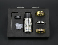 So Horney STYLE RDA Rebuildable Dripping VAPOR--SS 3 AFC Rings DIY Mod kit