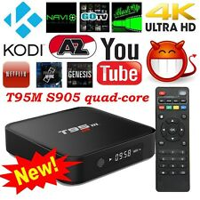 T95M Quad Core Android 5.1 Smart sets TV BOX XBMC KODI Full Loaded Media Player