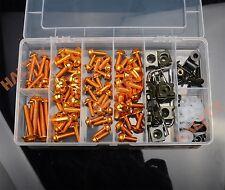 CNC Verkleidungs Schrauben for KTM DUKE 125 200 390 1190 1290 990 690