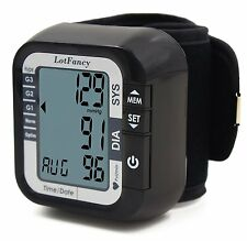 LotFancy Blood Pressure Monitor Wrist Cuff ? Automatic Digital BP Machine with ?