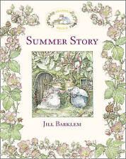 Summer Story by Jill Barklem (Hardback, 1984)