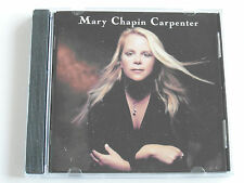 Mary Chapin Carpenter - Time*Sex*Love (CD Album) Used Very Good