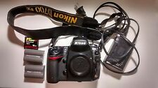Nikon D700 less than 9000 clicks imperfect low pass filter (read description)