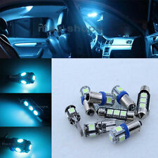 16X Ice Blue LED Light Interior Package Error Free for 99-06 BMW 3Series M3 E46