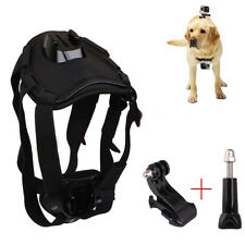 Dog Hound Fetch Harness Chest Belt Strap Mount for GoPro Hero 4 3+ 3 2 1 Camera