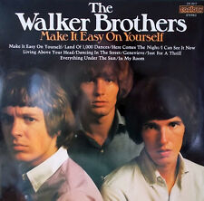 THE WALKER BROTHERS MAKE IT EASY ON YOURSELF. 1976 UK ISSUE.