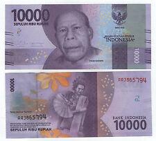 Indonesie INDONESIA Billet 10000 RUPIAH 2016 PNL NEW NOUVEAU KAISIEPO NEUF UNC