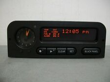 1994 SAAB 900 INFORMATION DISPLAY CLOCK 4519195 TESTED