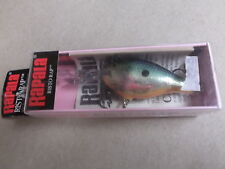 Hard to Find Rapala Risto Rap,RR-5 TSD,Tennessee Shad