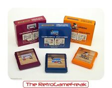 ■■■ Snug Fit Box Protectors: 5 x Game & Watch - Square Multi Screen ■■■