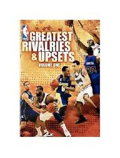 NBA GREATEST RIVALRIES & UPSETS RARE DVD BASKETBALL LEBRON,KOBE,LAKERS,CELTICS