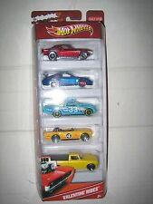 2011 HOT WHEELS HW VALENTINE RIDES 5 CAR GIFT PACK MIMP LOW US SHIPPING