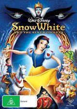Snow White And The Seven Dwarfs : NEW DVD