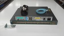 Cisco - router / switch x1 1800-1841 x1 2950 series Fully working with warranty