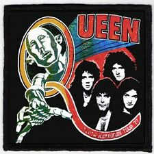 QUEEN PATCH / SPEED-THRASH-BLACK-DEATH METAL