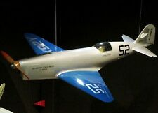Crosby CR-4 Racing Aircraft Airplane Wood Model Replica Large Free Shipping