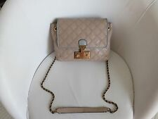 MARC JACOBS Light Pink Quilted Leather Shoulder Bag.**NEW**$1050**