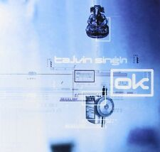 TALVIN SINGH = O.K. = BREAKBEAT DRUM & BASS JUNGLE GROOVES !!