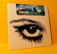 Cardsleeve Single CD CHICANE Saltwater 2TR 1999 dance