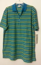 NEW FRAZIER LAWRENCE MENS POLO SHIRT EXTRA LARGE NWT