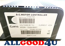 1205M-6401 DC Controller - 60/72V 400A for Curtis Electric Forklift Golf Carts