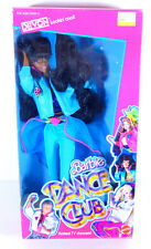 NIB BARBIE DOLL 1989 DANCE CLUB AFRICAN AMERICAN BLACK AA