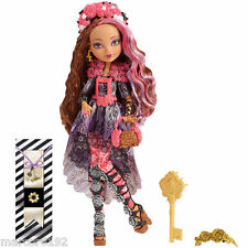 Ever After High Rebel Cedar Wood Doll Daughter Pinocchio Sping Unsprung