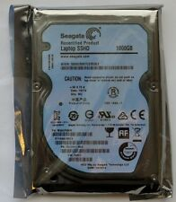 "Seagate 1TB ,Internal,5400 RPM,2.5"" (ST1000LM014) Solid State Hybrid SSHD Drive"