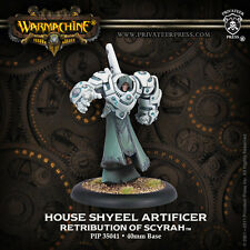 Warmachine BNIB - Scyrah - Retribution Battle Mage Solo House Shyeel Artificer