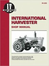 Interntaional Harvester a Collection of I & T Shop Service Manuals #Ih-203