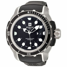 ZO8601 ZODIAC Watch ZMX-6 Super Sea Wolf Mens
