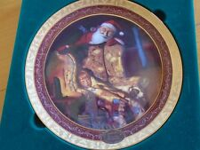 NORMAN ROCKWELL'S CHRISTMAS MEMORIES 2002 Christmas Dream NORMAN ROCKWELL Plate
