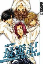 Saiyuki Reload: v. 4 by Kazuya Minekura (Paperback, 2006) 1598160281