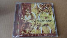DE BOCA EN BOCA MUSICA DE MUNDOS ESTEBAN GUTIERREZ LATIN CD