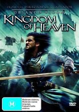 The Kingdom Of Heaven DELUXE EDITION [2 DVD Set], Region 4, Fast Post....5525