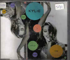 Kylie Minogue-Give Me Just A little More Time cd maxi single
