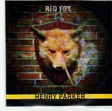 (EE752) Henry Parker, Red Fox - 2013 DJ CD