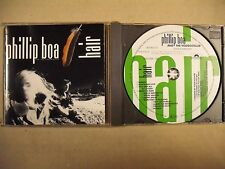 PHILLIP BOA & THE VOODOOCLUB Hair CD