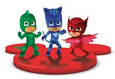 PJ MASKS Birthday Party Edible Cake Topper 1/4 FROSTING sheet