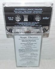 HTF 1993 SHADOWFAX MAGIC THEATER PRE-RELEASE REVIEW CASSETTE JAZZ FUSION NICE