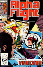 ALPHA FLIGHT #77 (1983) - Back Issue